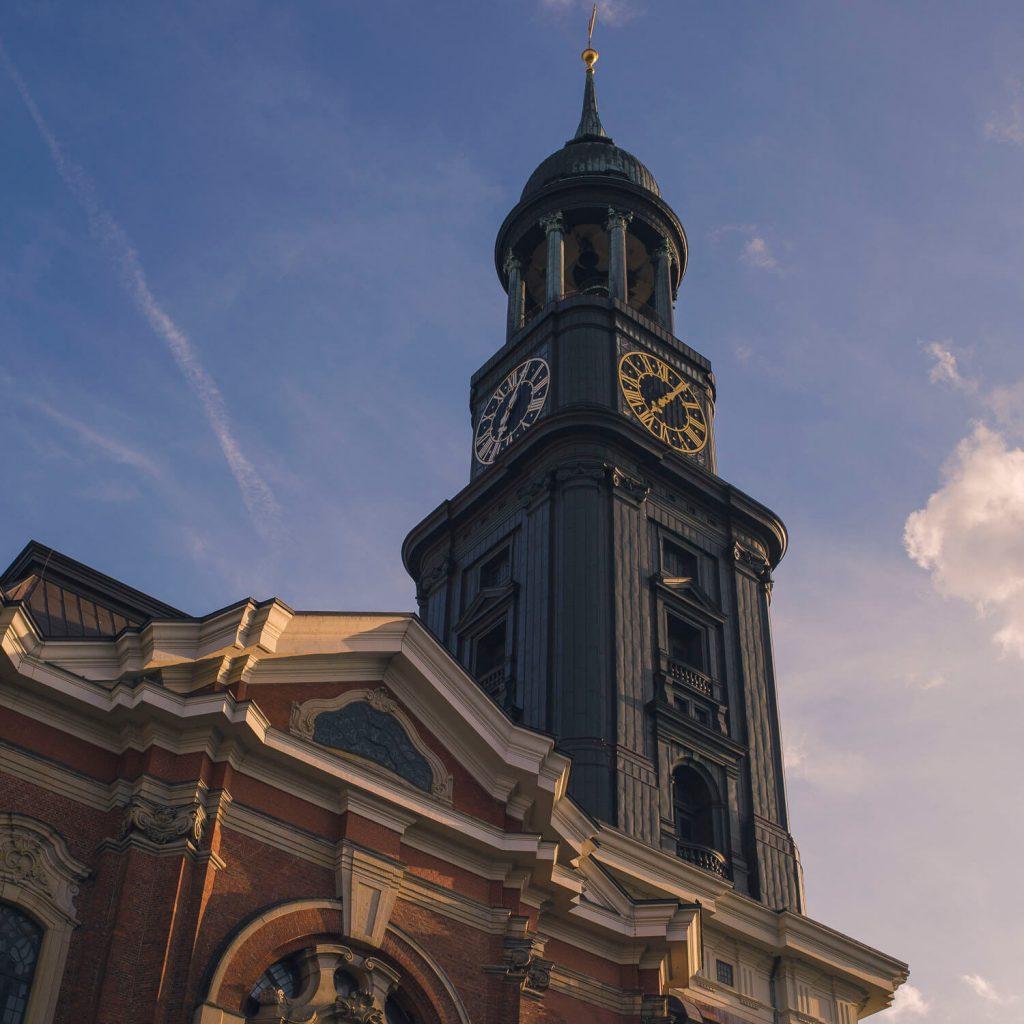 Михель - церковь Св. Михаила в Гамбурге