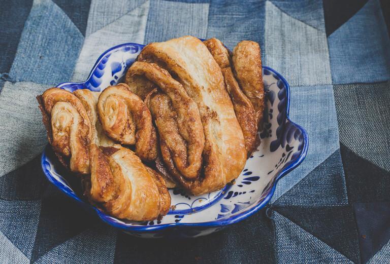 Францбретхен - гамбургские булочки с корицей