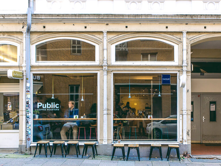 Public Coffee Roasters, Гамбург