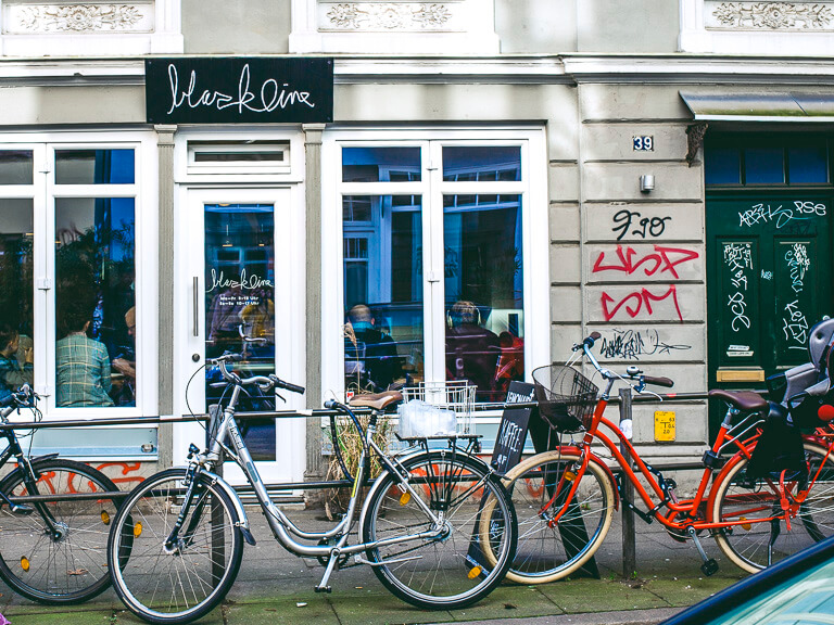 Кафе Blackline, Гамбург